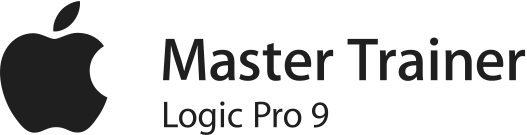 Certified Master Trainer Logic Pro 9