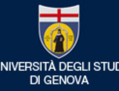 """Lezione di """"Statistica applicata alle Perizie Foniche"""" presso il Dipartimento di Matematica dell'Università di Genova"""