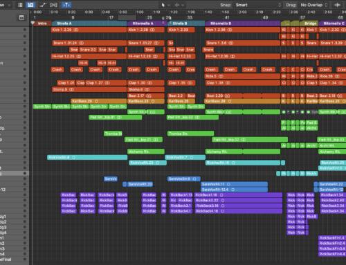 Logic Pro X dall'idea al mastering – Marco Perino