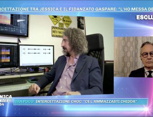 Perizia Fonica – Analisi Trascrizione Intercettazione Jessica Pulizzi.