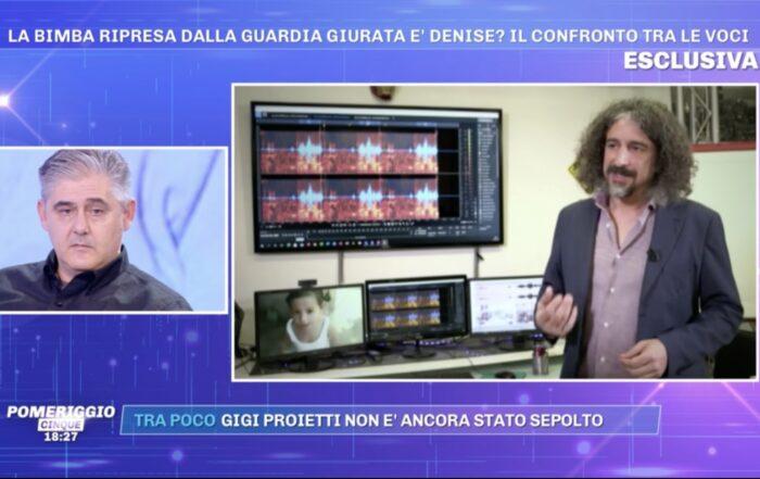 Bimba Milano - Denise - Confronto Voci
