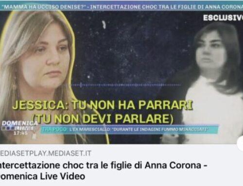 Marco Perino – Perito Fonico Forense – Analisi Intercettazione Audio a Domenica Livesul caso di Denise Pipitone