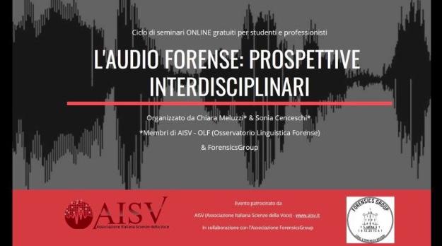 L'audio Forense in Italia